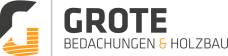 GROTE Bedachung & Holzbau Logo